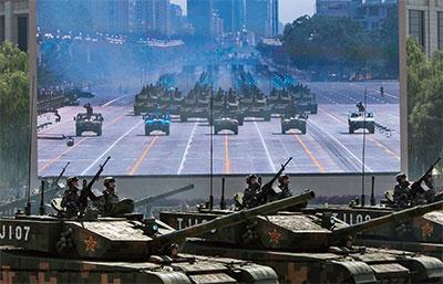 中共閱兵的心理戰戰術分析(上)