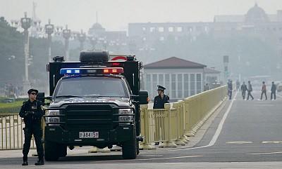 >公安部和習近平的衝突