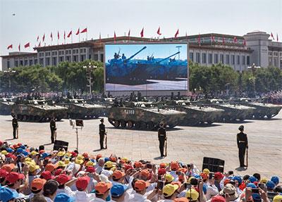 中共閱兵的心理戰戰術分析(中)