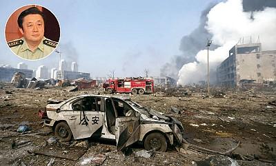 揭天津爆炸隱患者 遭判刑五年