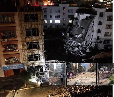 柳州連環爆炸案  媒體噤聲 鮑彤:中共瘋了