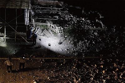 廣西柳州爆炸如此結案 欲掩蓋真凶?