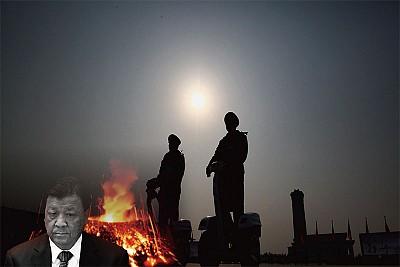>閱兵時「搞鬼」劉雲山被政治局猛批六大罪