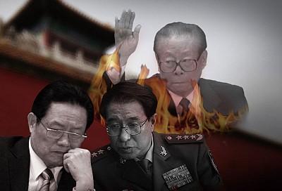 軍方背景雜誌詳述「新四人幫」與江澤民關係