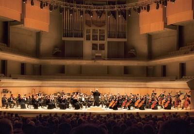 神韻交響樂演出多倫多爆滿 音樂界讚獨一無二