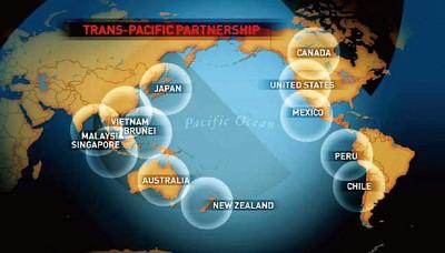 TPP:經濟中國剝離中共之始(一)