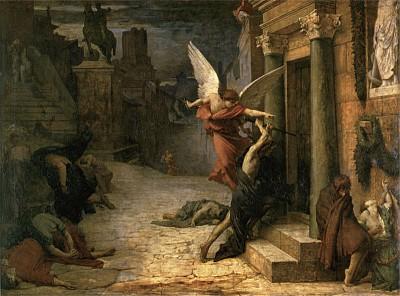 名畫描繪羅馬帝國的正邪較量(下)