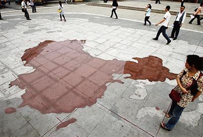 中共賣國之二: 中共對日本的賣國行徑