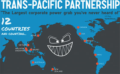 TPP: 經濟中國剝離中共之始(三)