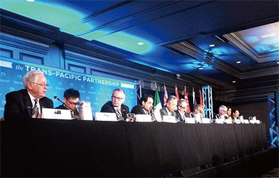 TPP: 經濟中國剝離中共之始(四)