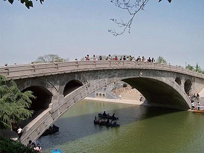 >建築奇技誇世1400年 中國趙州橋