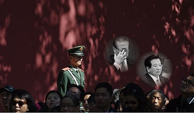習王打虎開始動京滬 盯上了江澤民曾慶紅