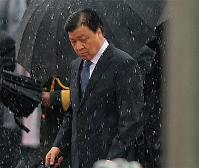 官媒重提「刑上常委」後公開調侃劉雲山