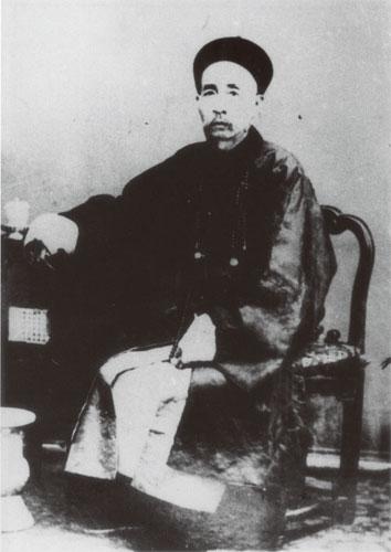 10日總統唐景崧與短暫的臺灣民主國