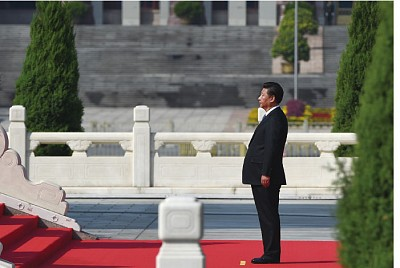 胡耀邦100周年冥誕 紅二代為習開路 七常委全出席