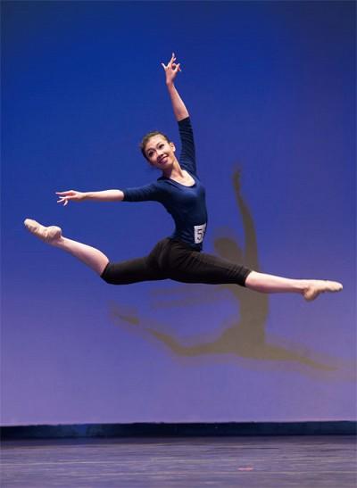 中國古典舞和芭蕾舞的比較