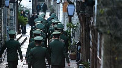 烏鎮峰會保安賽閱兵 互聯網大佬「煮酒論英雄」