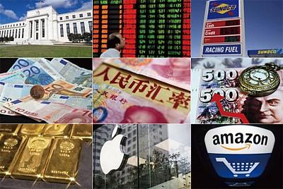盤點2015年全球十大財經新聞