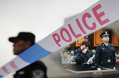 原廣州市長萬慶良法庭痛哭認罪 民眾譏:影帝