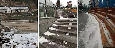廣州飄雪 中國歷史上屢有大事發生
