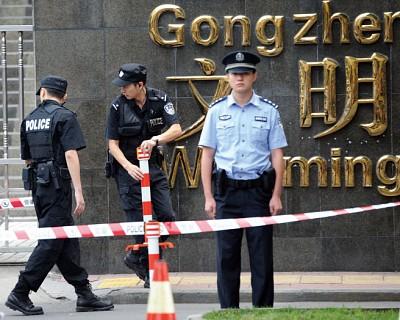省級司法高官一月九人落馬 習近平力抨孟建柱 地方公檢法清洗啟動