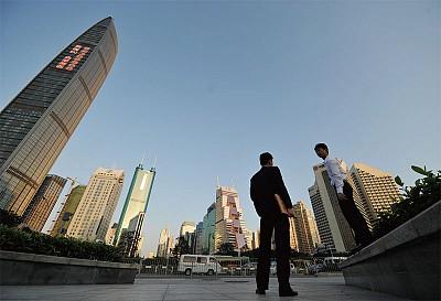 深圳房價飆漲 槓桿風險愈來愈大
