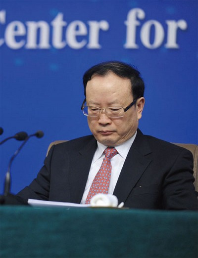 中共統計局長王保安落馬 大陸經濟數據被質疑