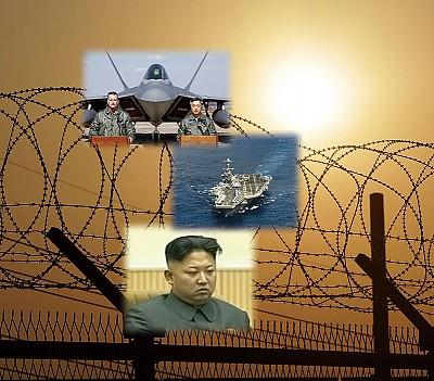誰想幹掉金正恩? 金正恩玩弄核武激怒全球 北韓戰事一觸即發