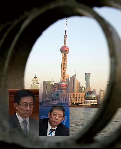 上海八大醜聞曝光  韓正楊雄被習嚴批