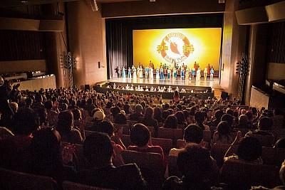 神韻臺灣首演爆滿 企業精英讚神賜予人的美之韻