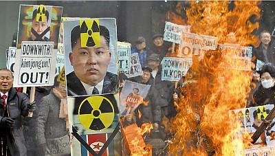 「寧要核子,不要褲子」北韓百姓準備再吃草根