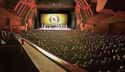 神韻全球巡演票房火熱 歐美亞頻傳爆滿