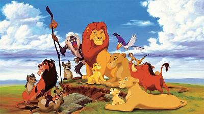 >溫馨勵志的經典──《獅子王》