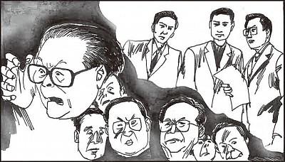 江澤民最後悔的蠢事: 「4.26」政治局會議內幕