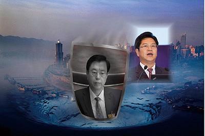 性都書記劉志庚的腐敗離不開張德江