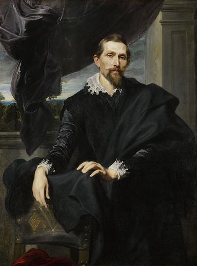 凡.戴克 17世紀藝壇超級明星