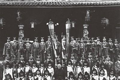 「文革」時蔣介石在復興中華文化