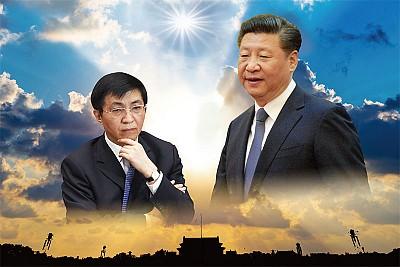 王滬寧提新權威主義 為總統制鋪路