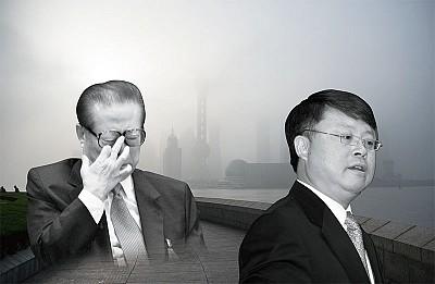 王岐山緊鑼密鼓攻上海 內控江父子 瞄準四高官