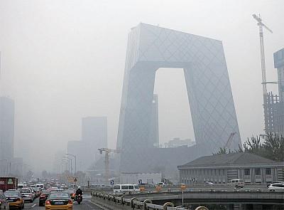 每年11釐米 北京正在陷落