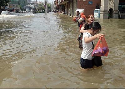 武漢全城水淹內幕 追責追出江澤民