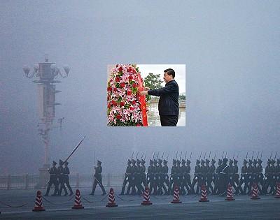 習近平視察寧夏 暗示對江澤民的「長征」已經勝利 習藉「長征勝利」發出決戰信號