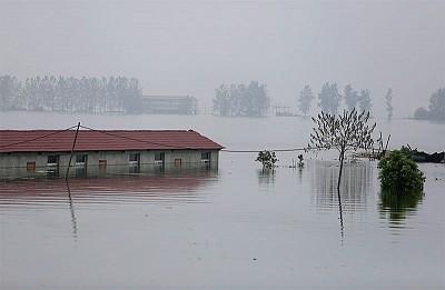 財新網發文談洪水神話  別有意味