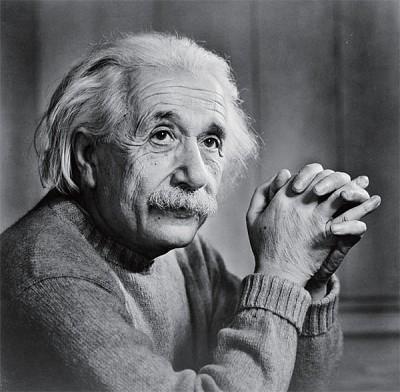 愛因斯坦「追光實驗」 突破實證科學