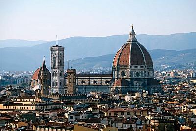 不可能的任務 聖母百花大教堂的穹頂