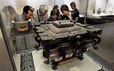 >國寶級青銅器蘊含的故事