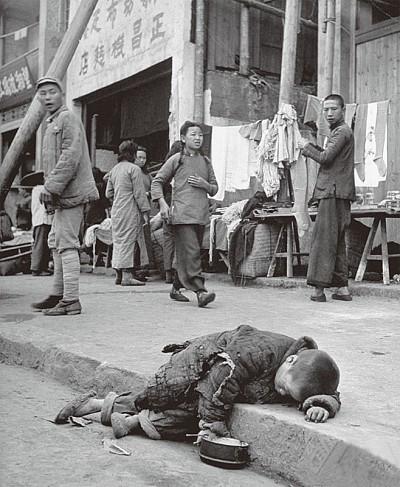 官媒報魚米鄉餓死人 5萬江南棄兒被送養