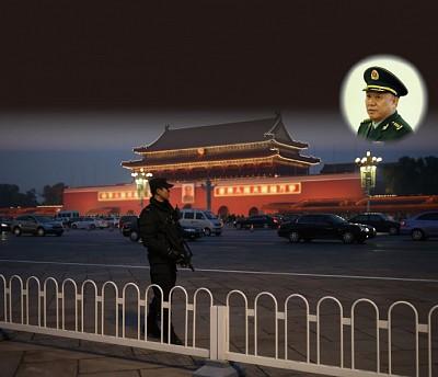 前武警司令王建平被秒殺內幕