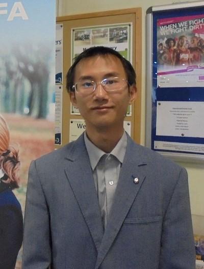 法緣在今朝──一個倫敦華人中學生的故事