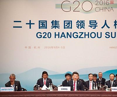 G20習近平透露的 19大常委信息